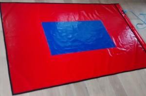 Zwevend tapijtkopie